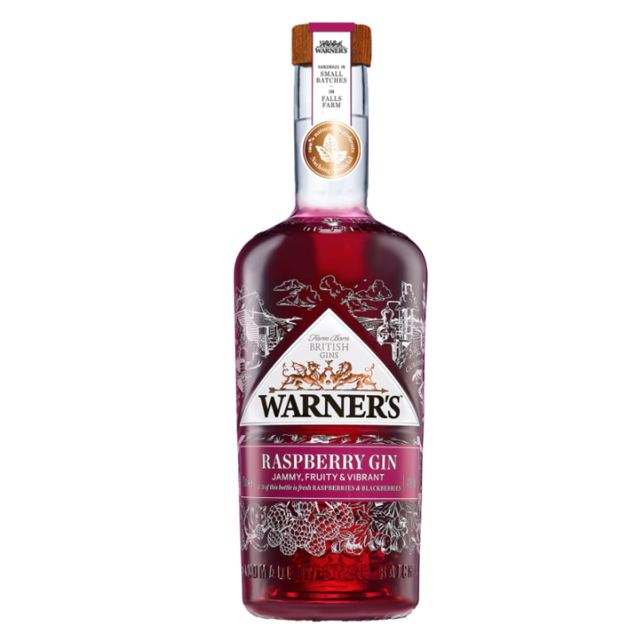 Product Image - Warner's Raspberry Gin