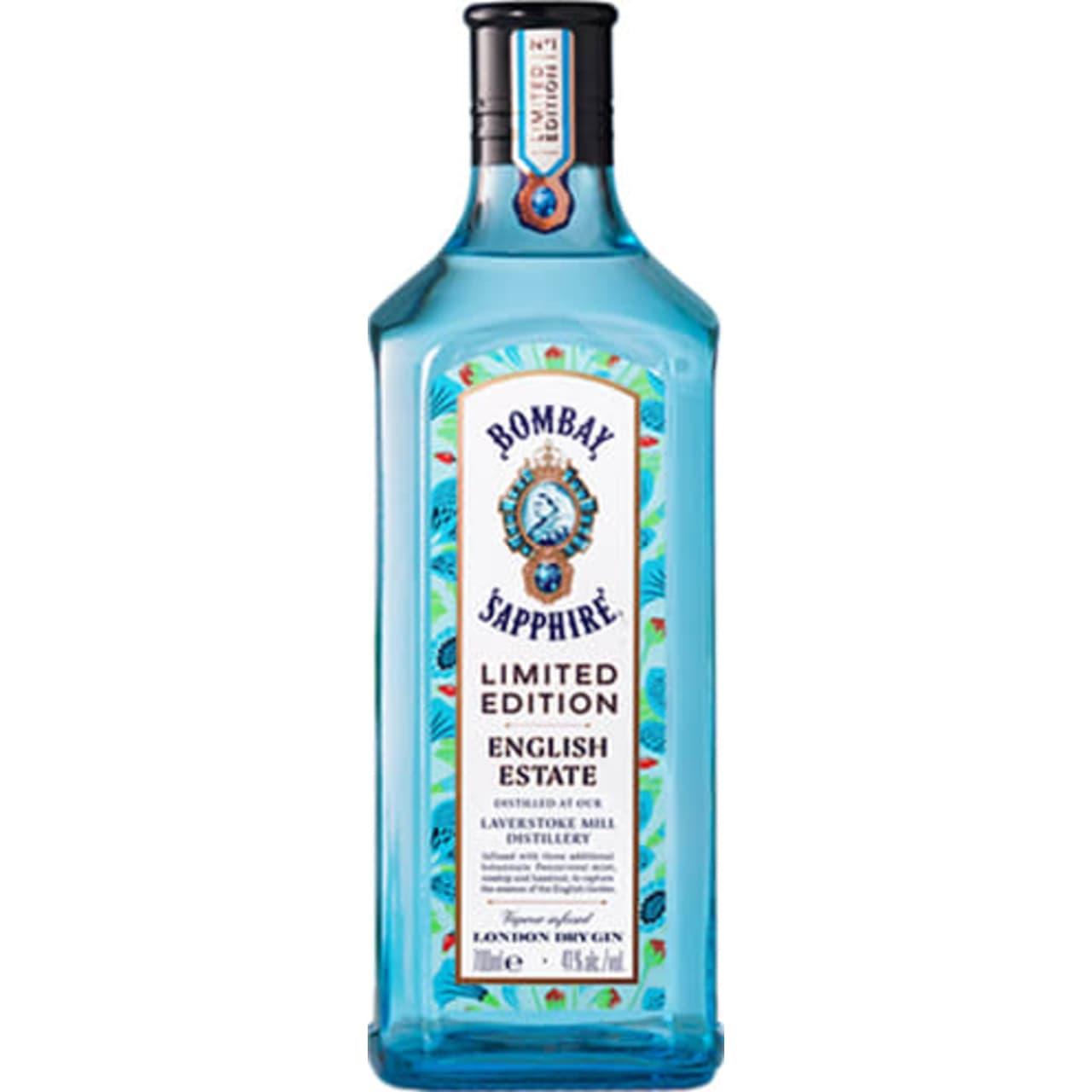 Product Image - Bombay Sapphire English Estate Gin
