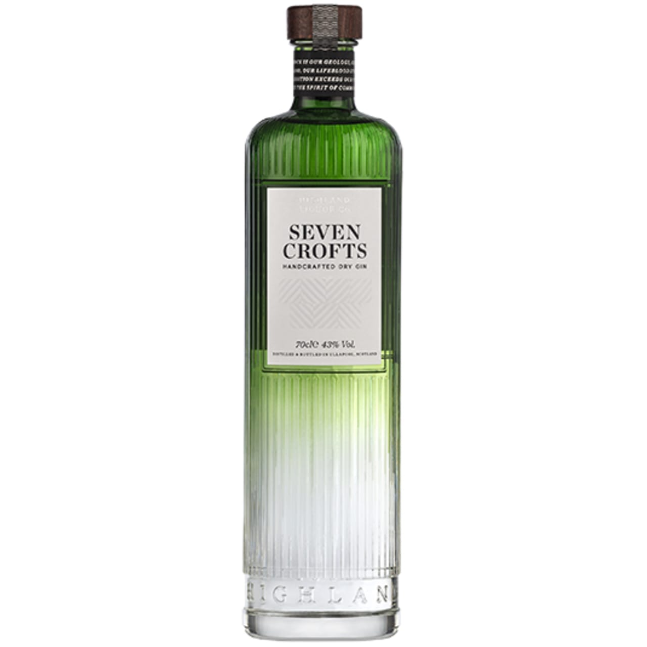 Product Image - Seven Crofts Gin