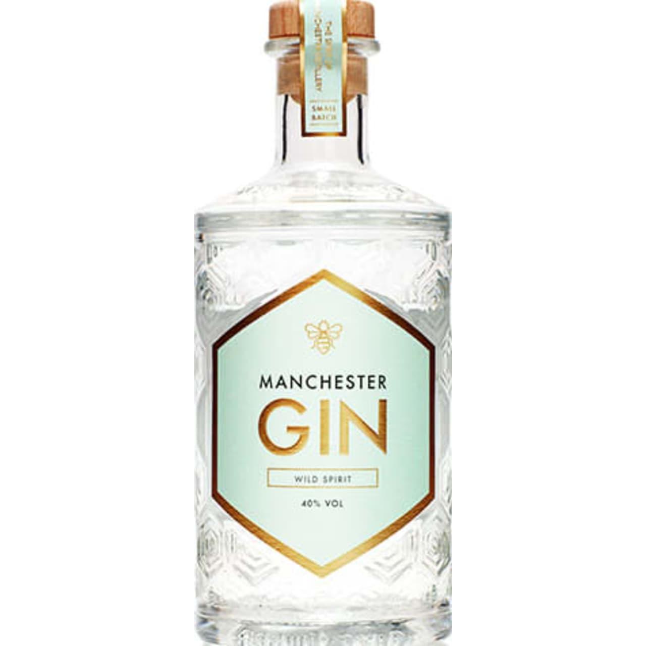Product Image - Manchester Gin Wild Spirit