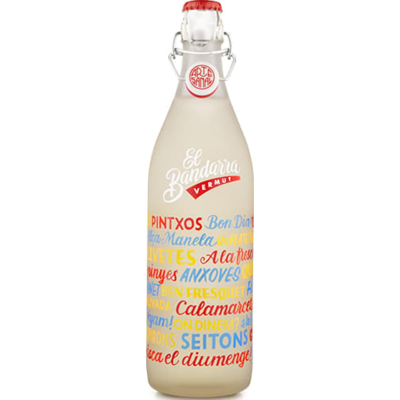 Product Image - El Bandarra White Vermouth