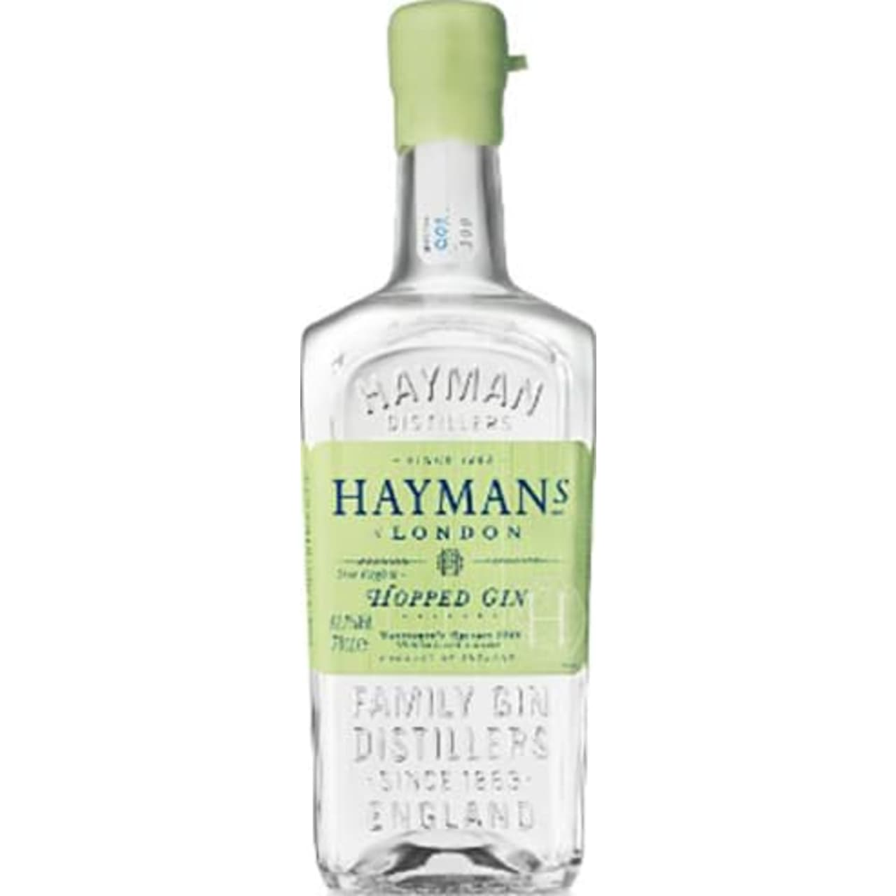 Product Image - Hayman's Hopped Gin - Bartender's Release 2019