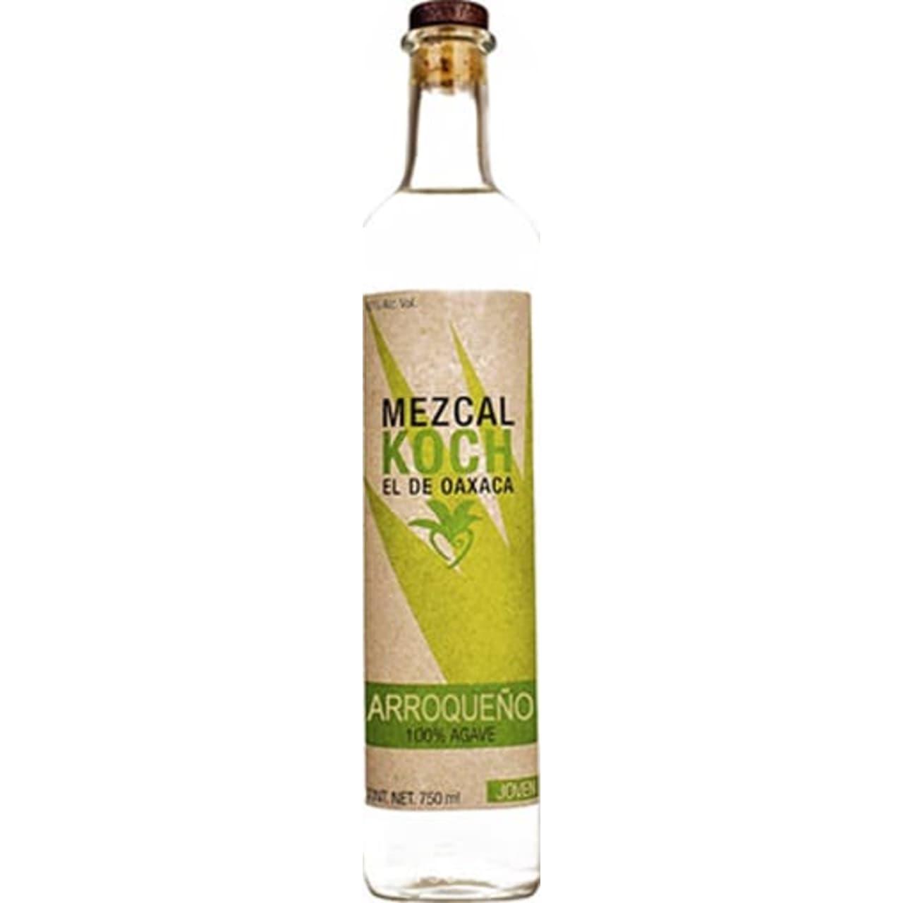 Product Image - Koch El Arroqueno Mezcal