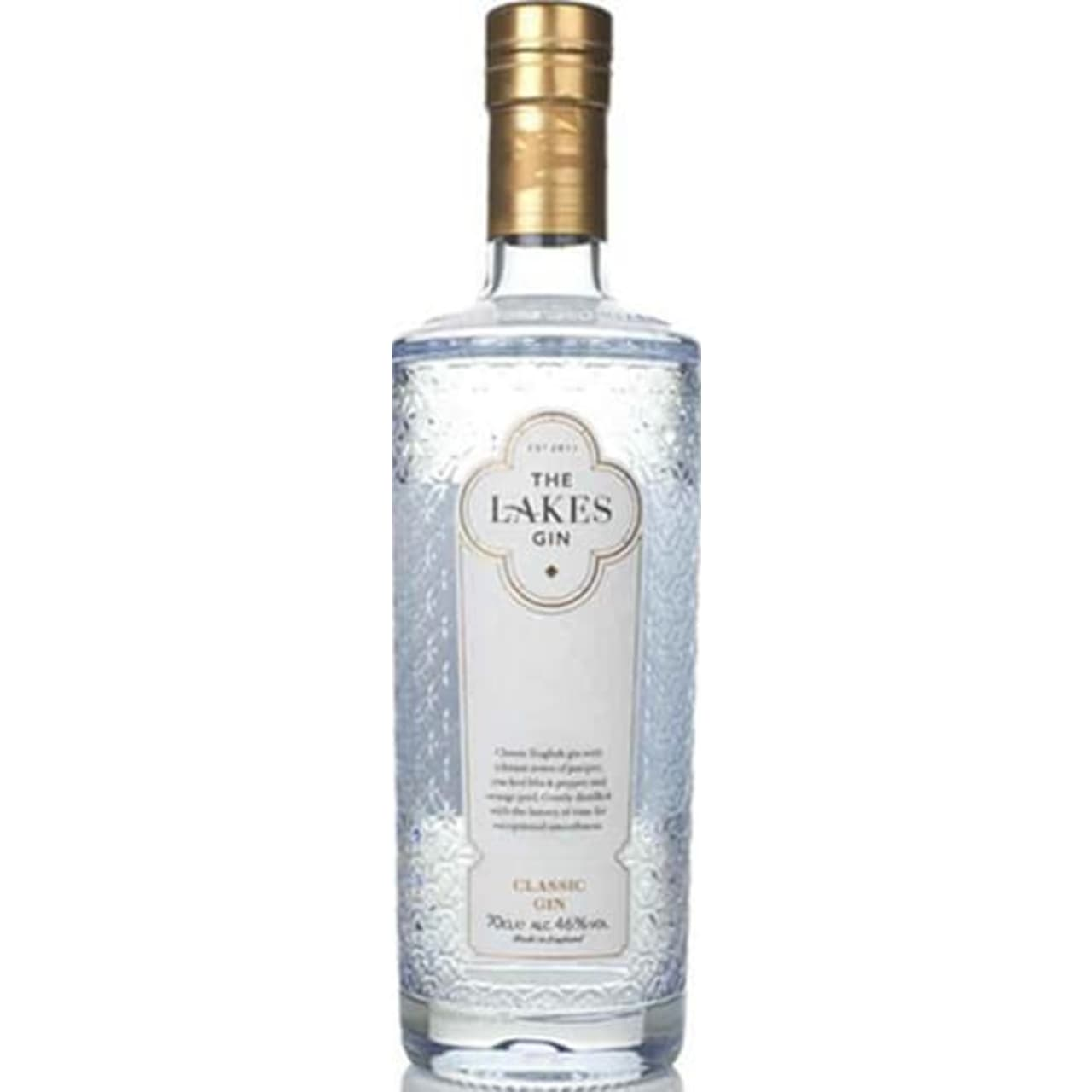 Product Image - The Lakes Classic Gin