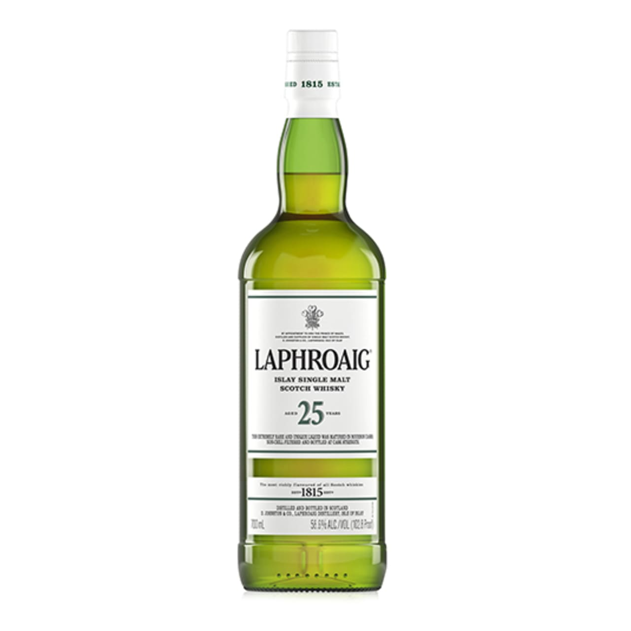 Product Image - Laphroaig 25yo Cask Strength