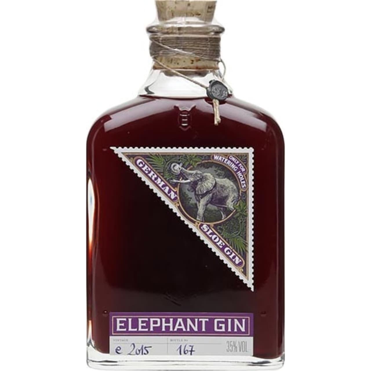 Product Image - Elephant Sloe Gin