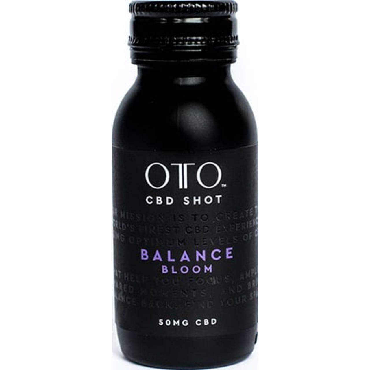 Product Image - OTO CBD 50mg Balance Shot Pack of 12