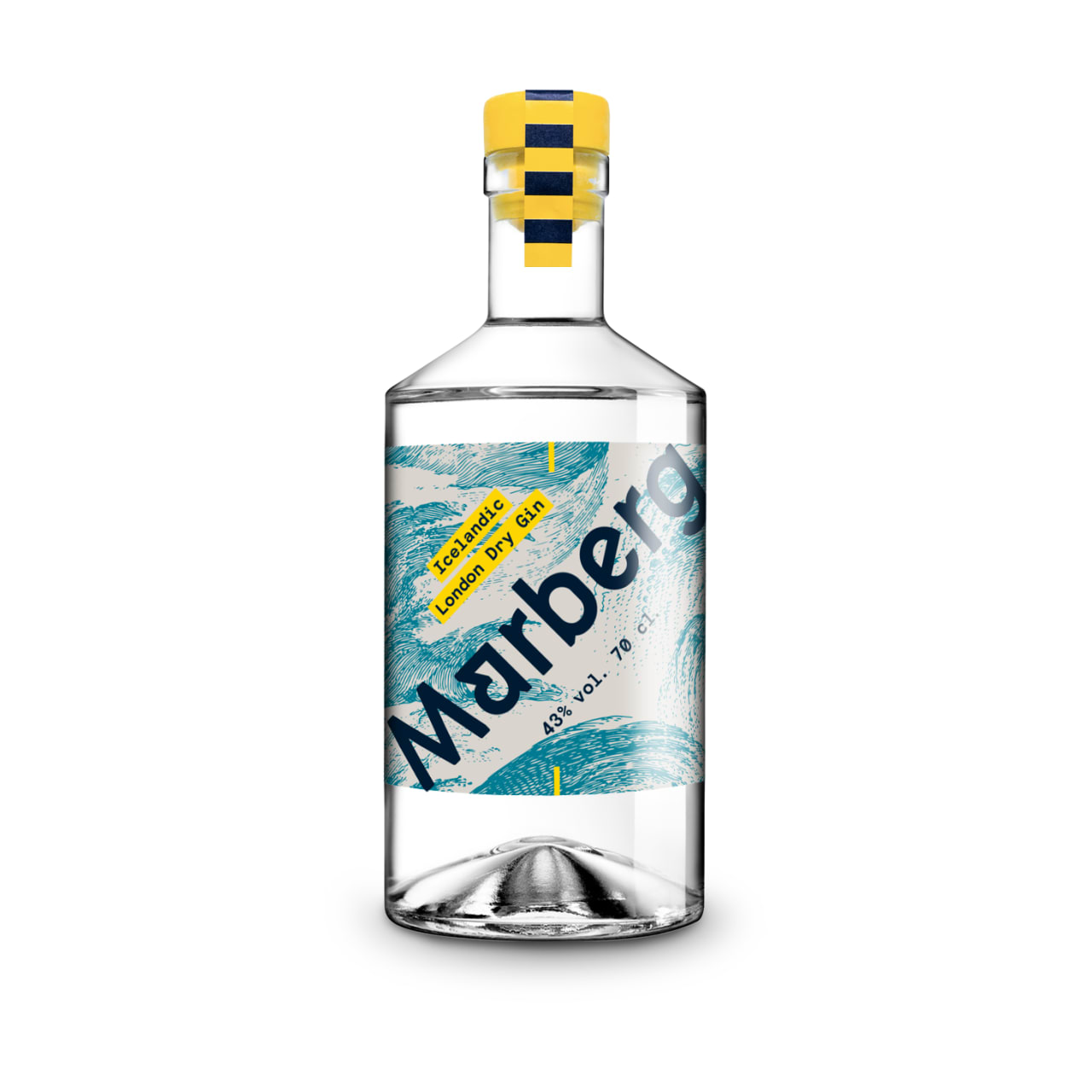 Product Image - Marberg Icelandic London Dry Gin