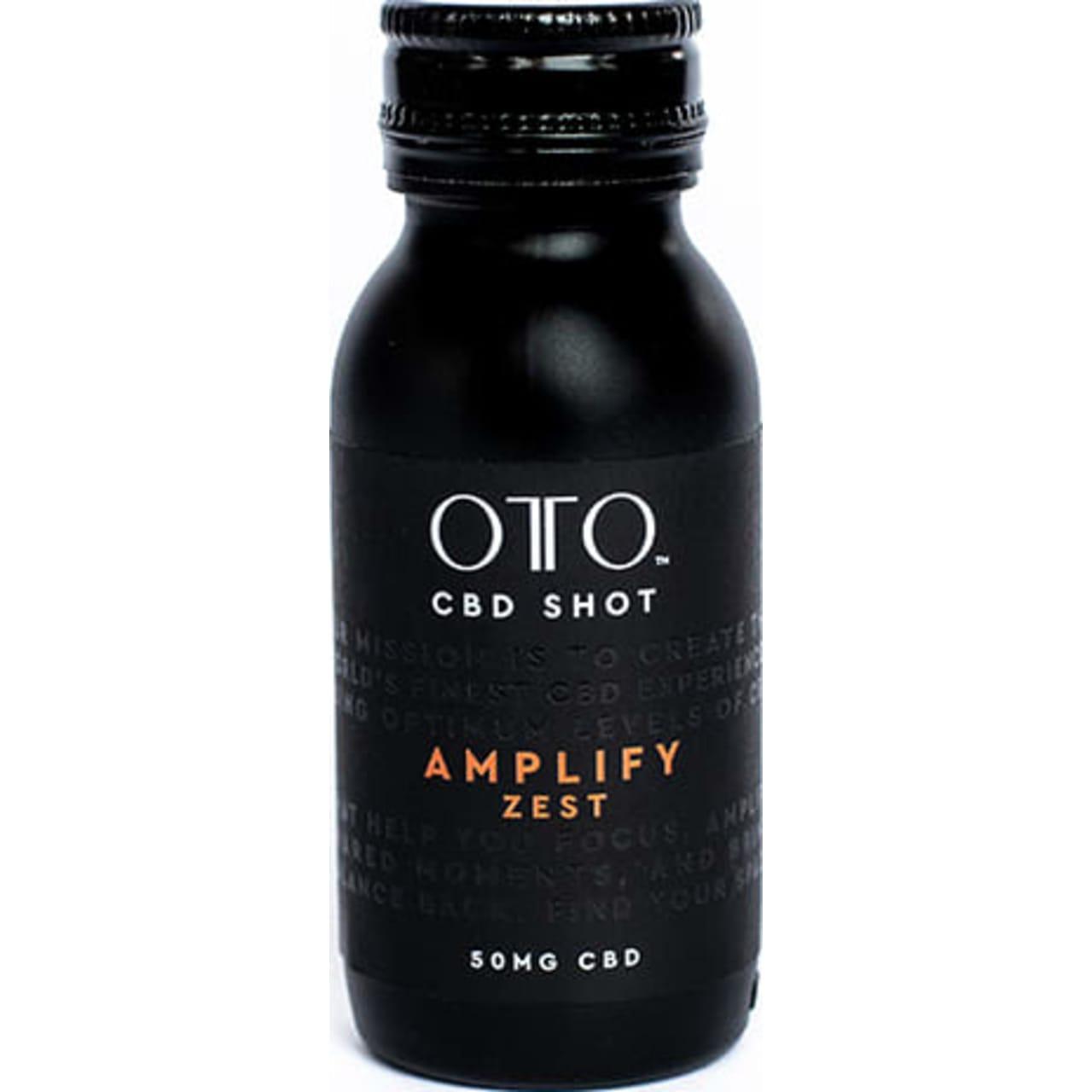 Product Image - OTO CBD 50mg Amplify Shot Pack of 12