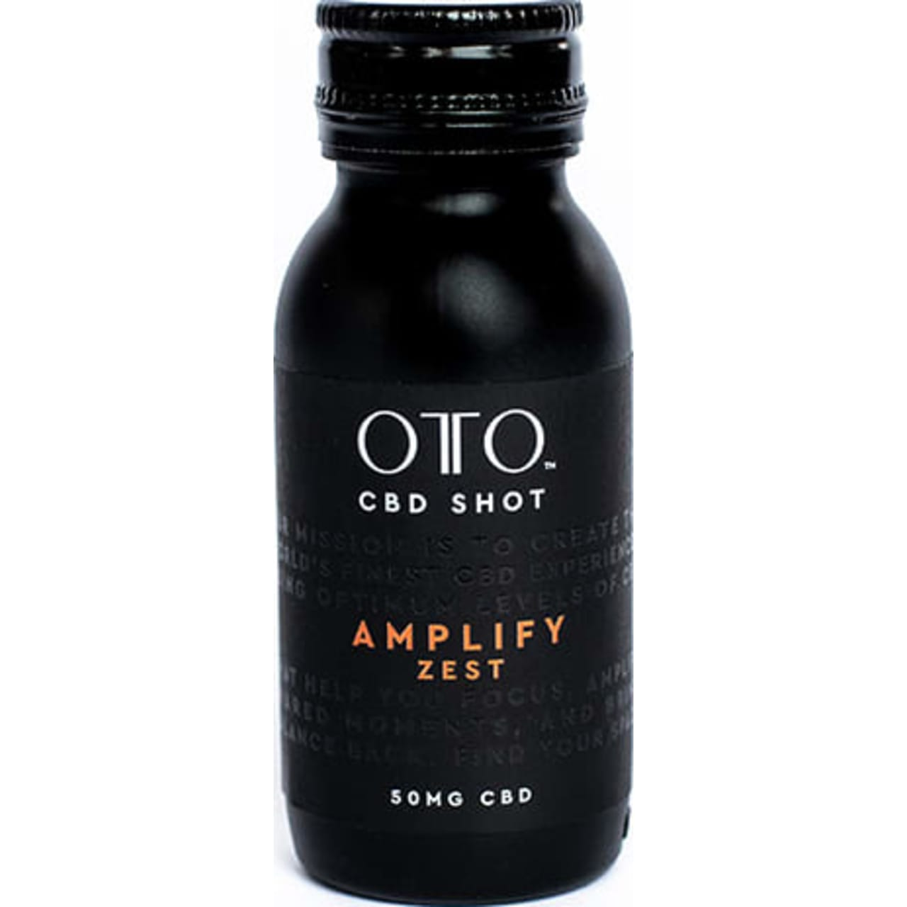 Product Image - OTO CBD 50mg Amplify Shot Pack of 12