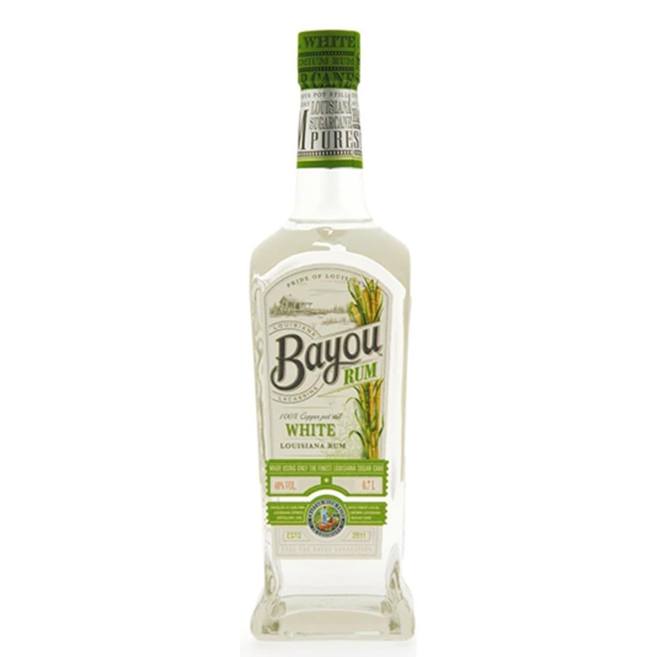 Product Image - Bayou White Rum