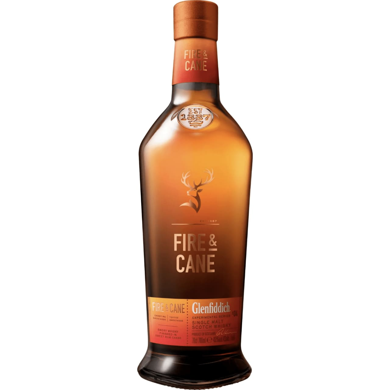 Product Image - Glenfiddich Fire and Cane
