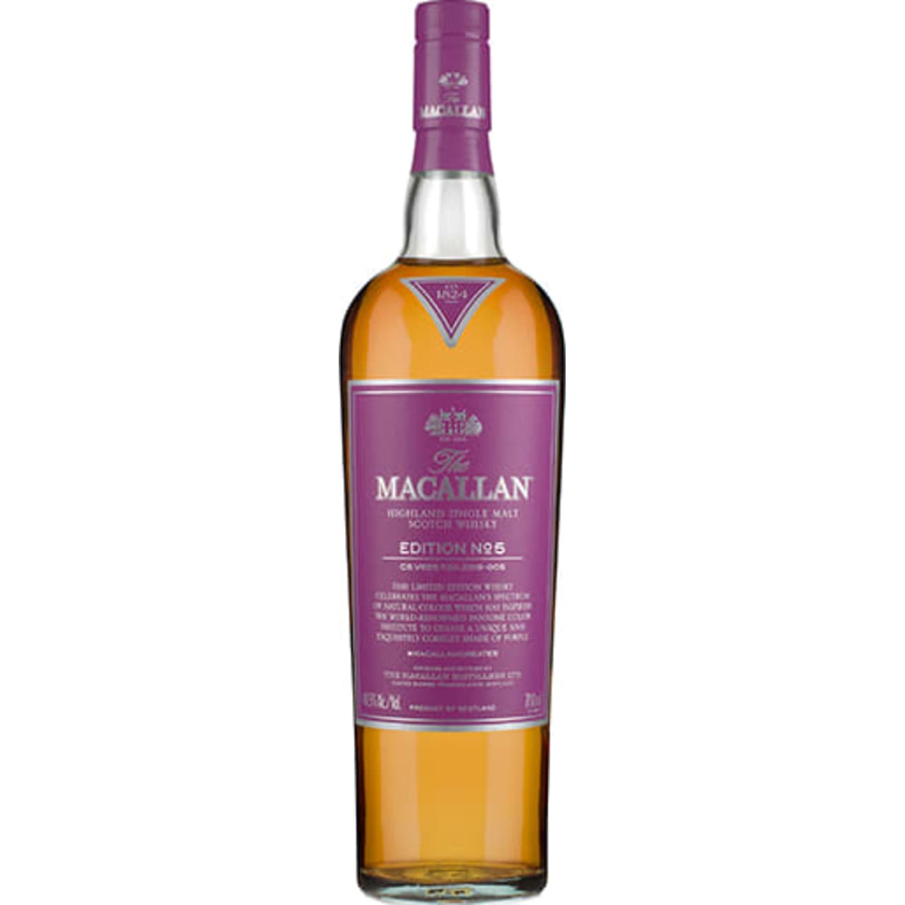 Product Image - The Macallan Edition No.5