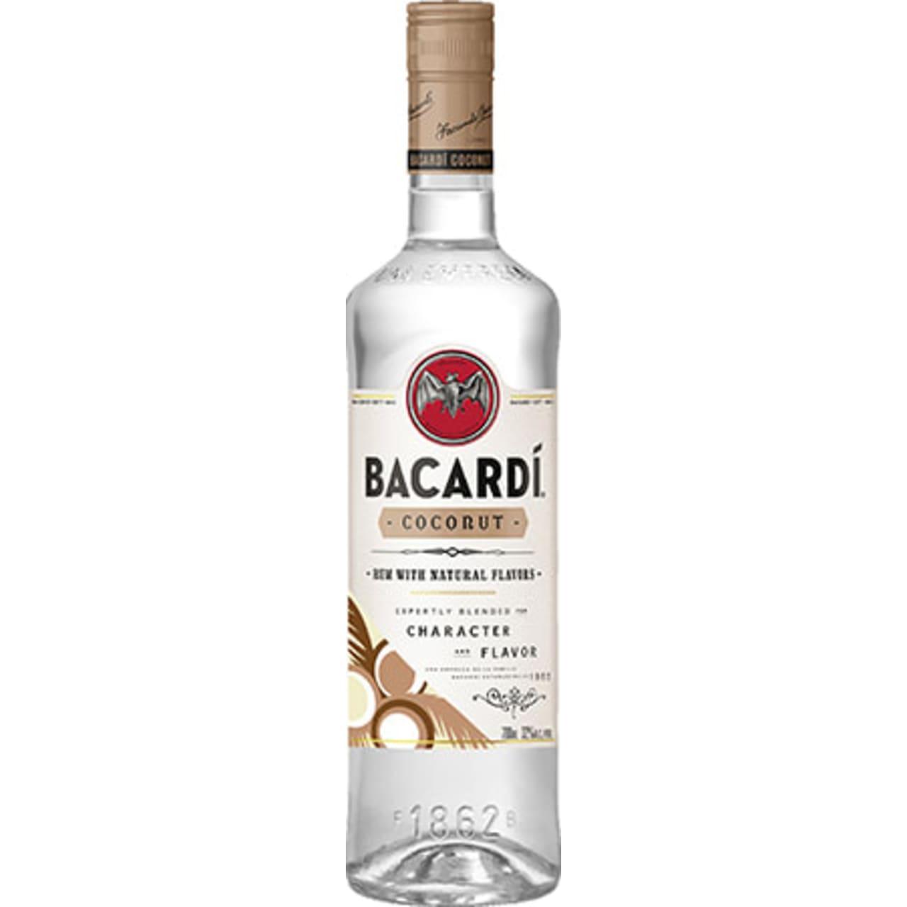 Product Image - Bacardi Coconut Rum