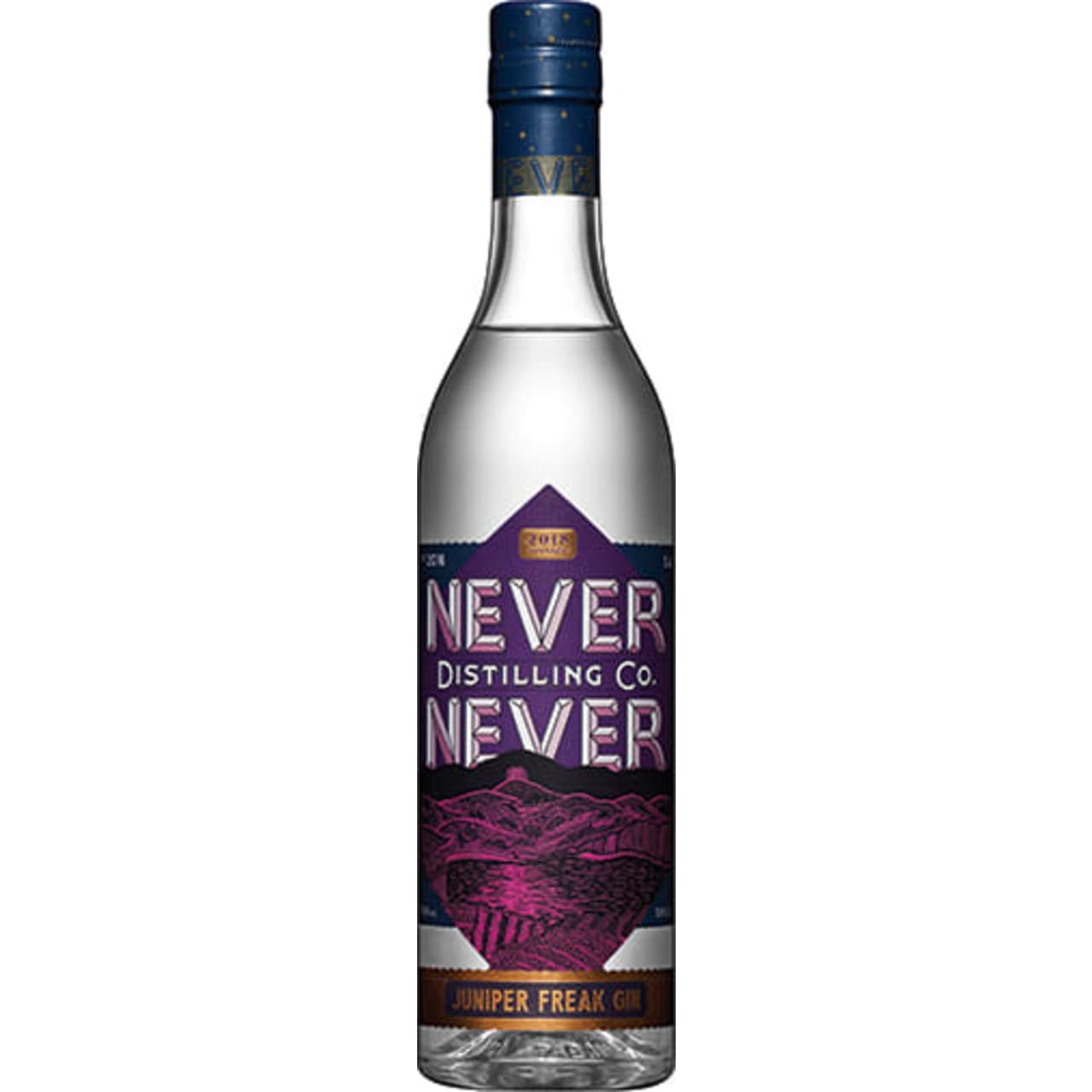 Product Image - Never Never Juniper Freak Gin