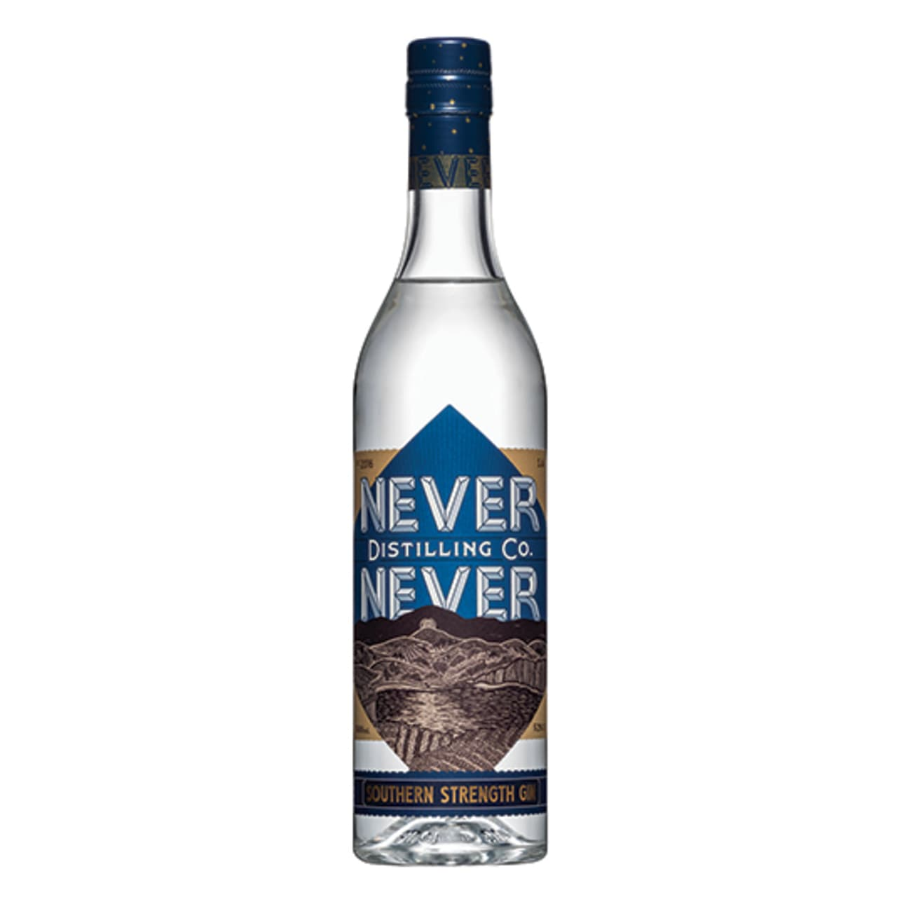 Product Image - Never Never Southern Strength Gin