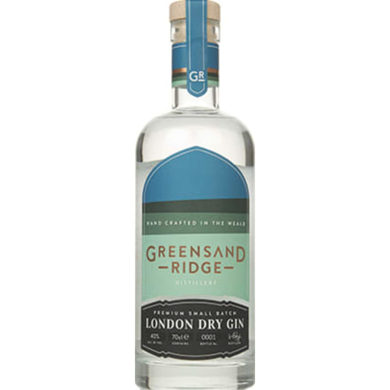 Product Image - Greensand Ridge London Dry Gin
