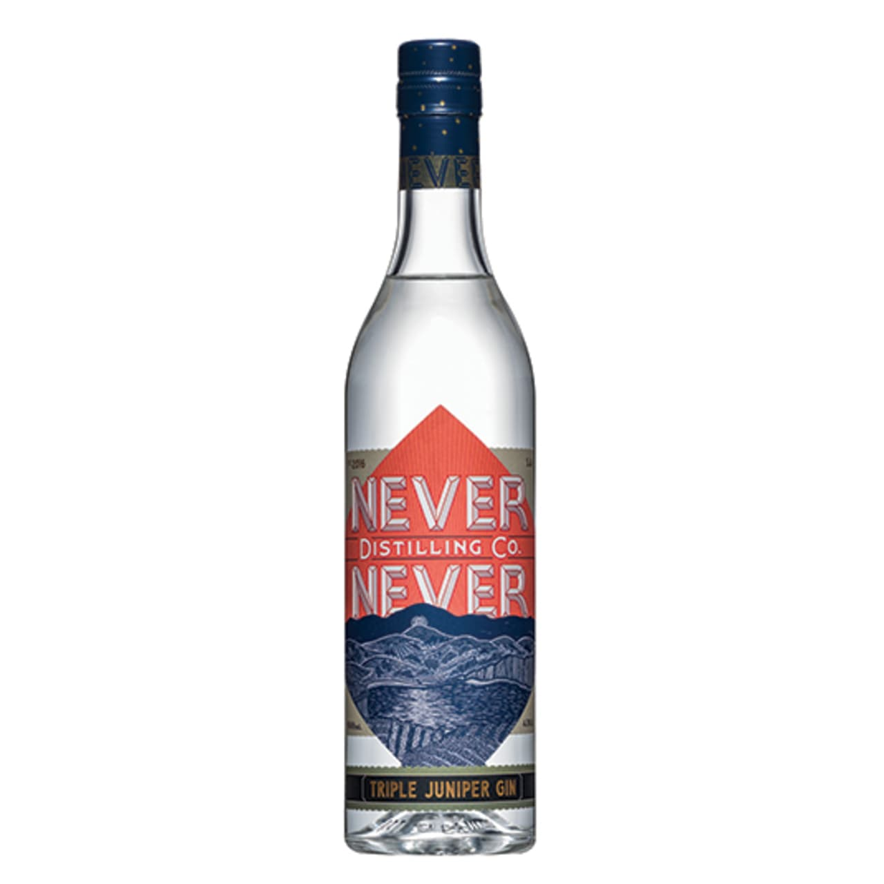 Product Image - Never Never Triple Juniper Gin