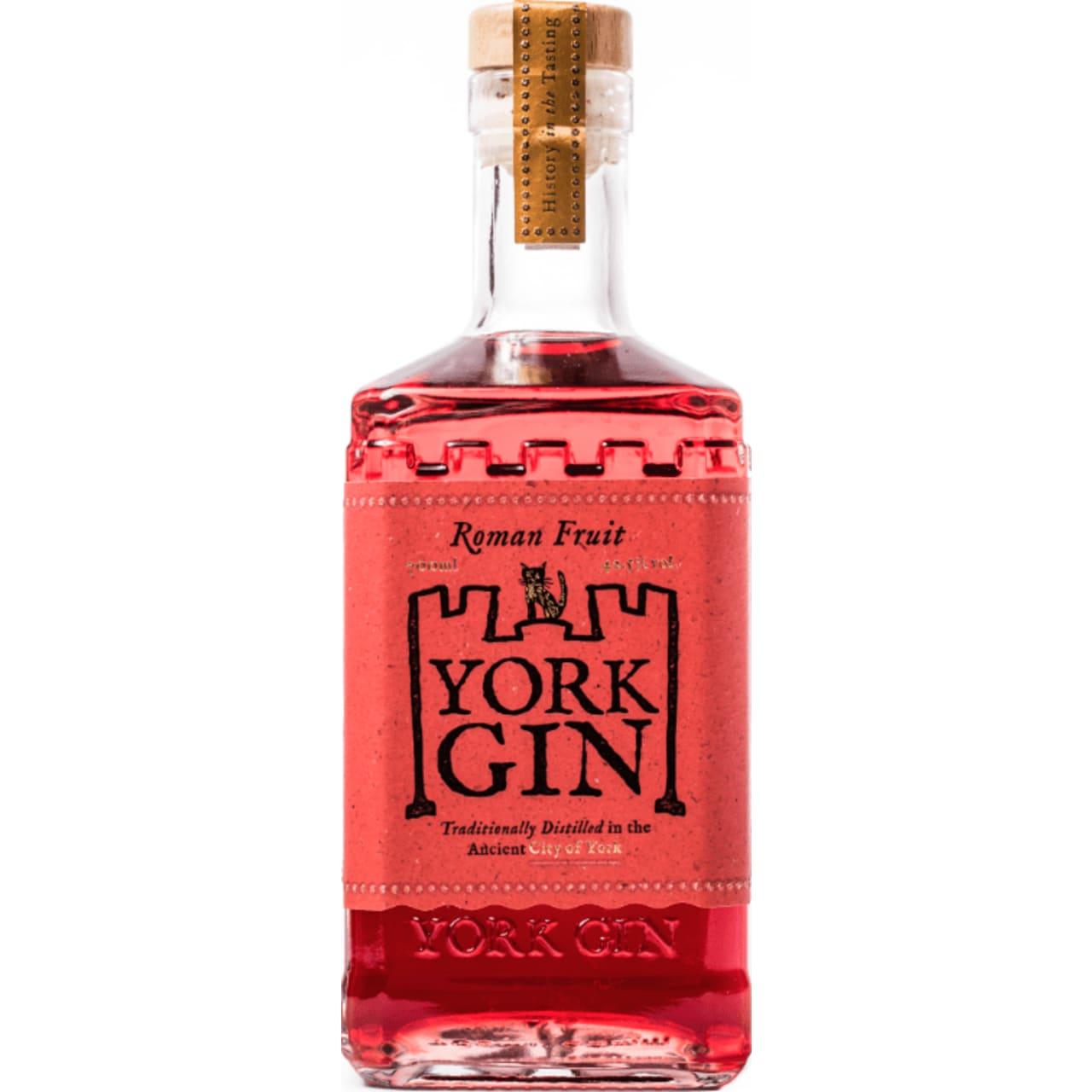 Product Image - York Gin Roman Fruit
