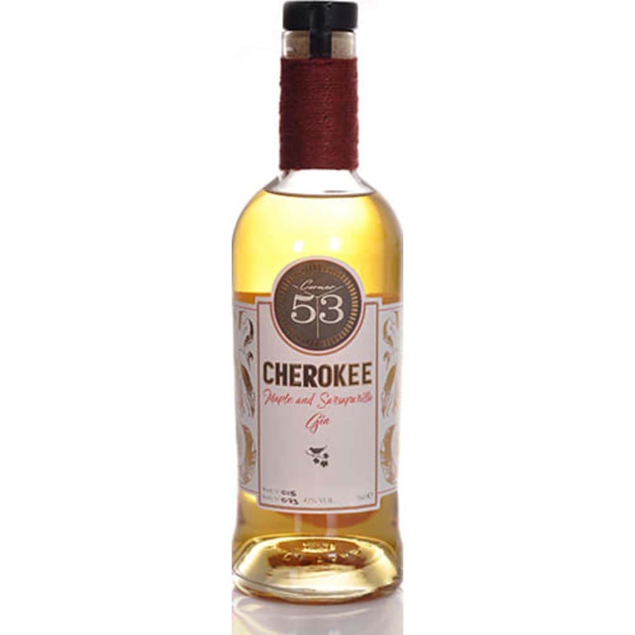 Product Image - Corner 53 Cherokee Gin