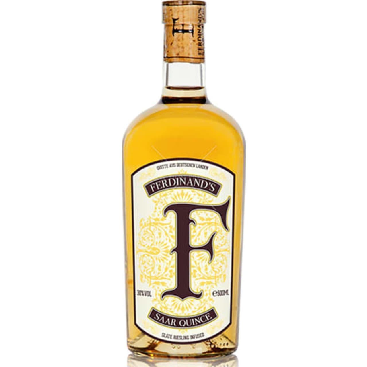 Product Image - Ferdinand's Saar Quince Gin