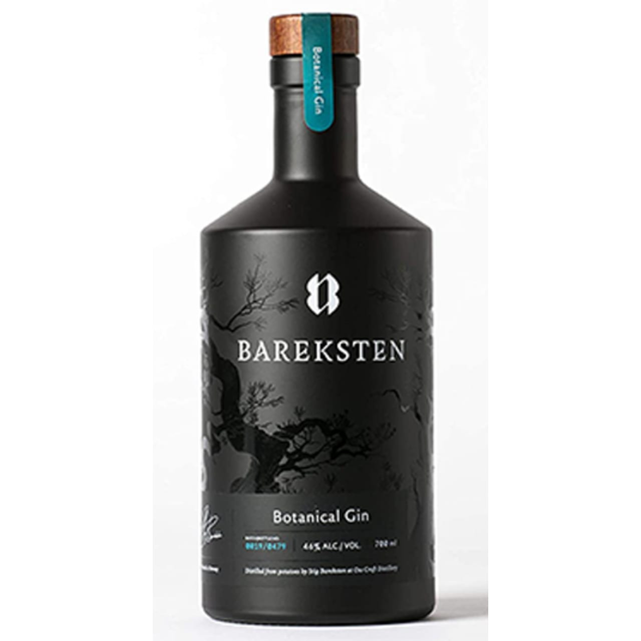 Product Image - Bareksten Dry Gin