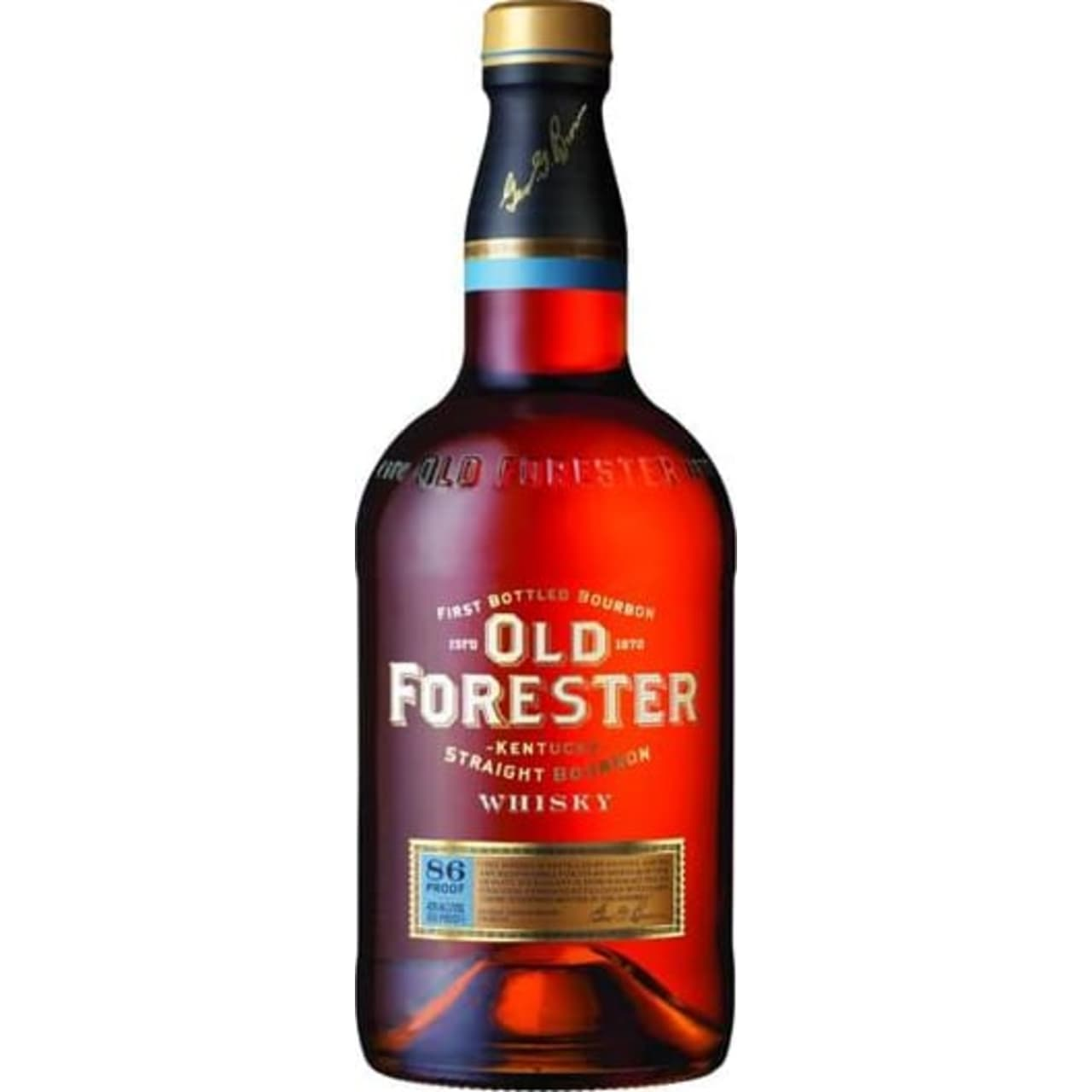 Product Image - Old Forester Classic 86 Proof Bourbon