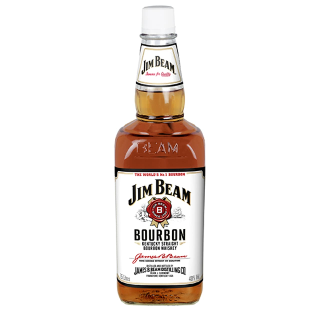 Product Image - Jim Beam White Label Bourbon Magnum