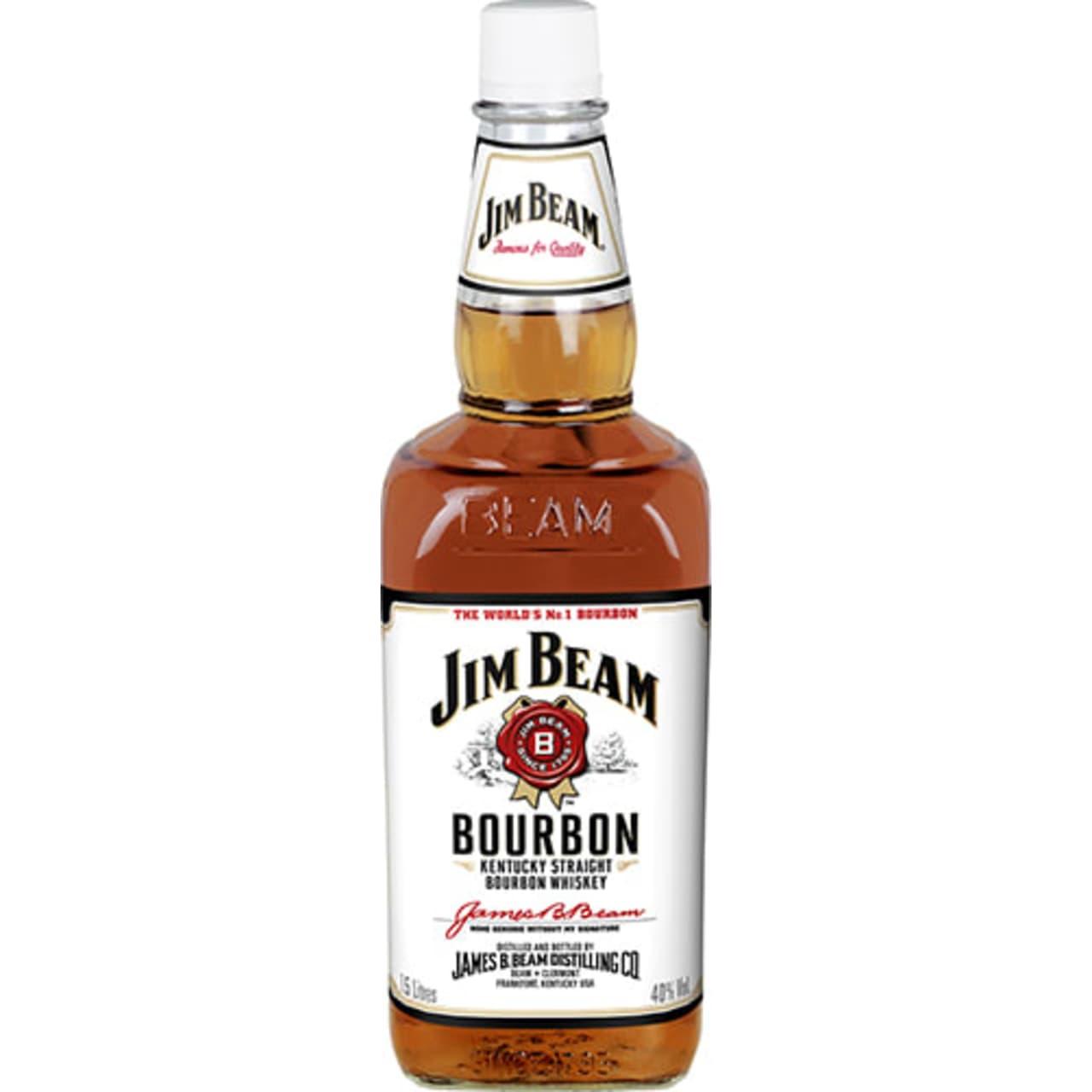 Product Image - Jim Beam White Label Bourbon Magnum
