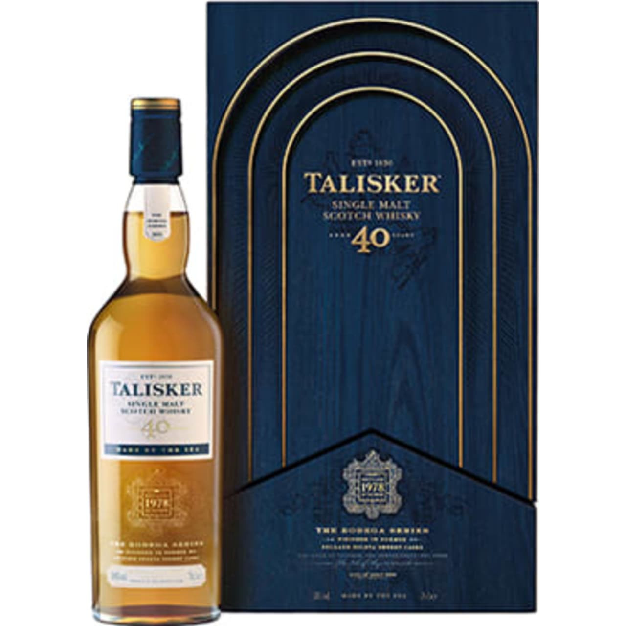 Product Image - Talisker 40yo Bodega Single Malt