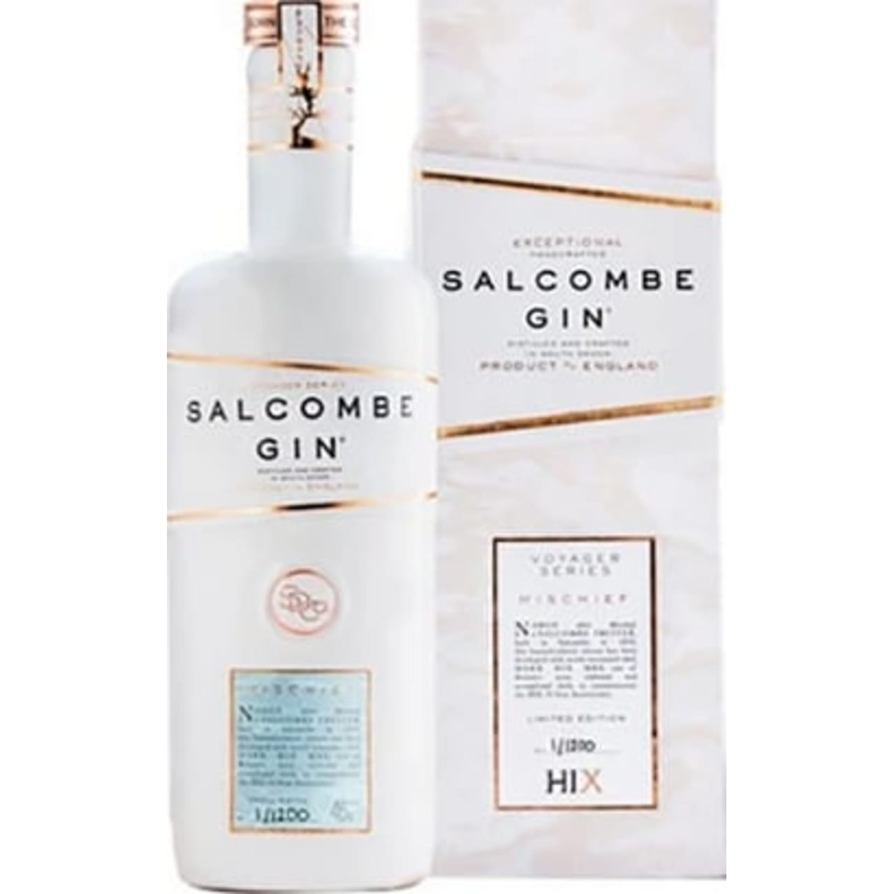Product Image - Salcombe Gin Voyager Series 'Mischief'