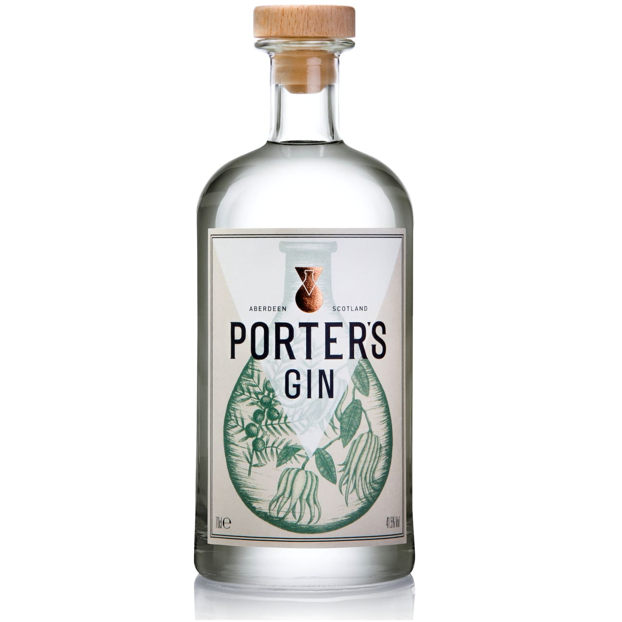 Product Image - Porter's Gin