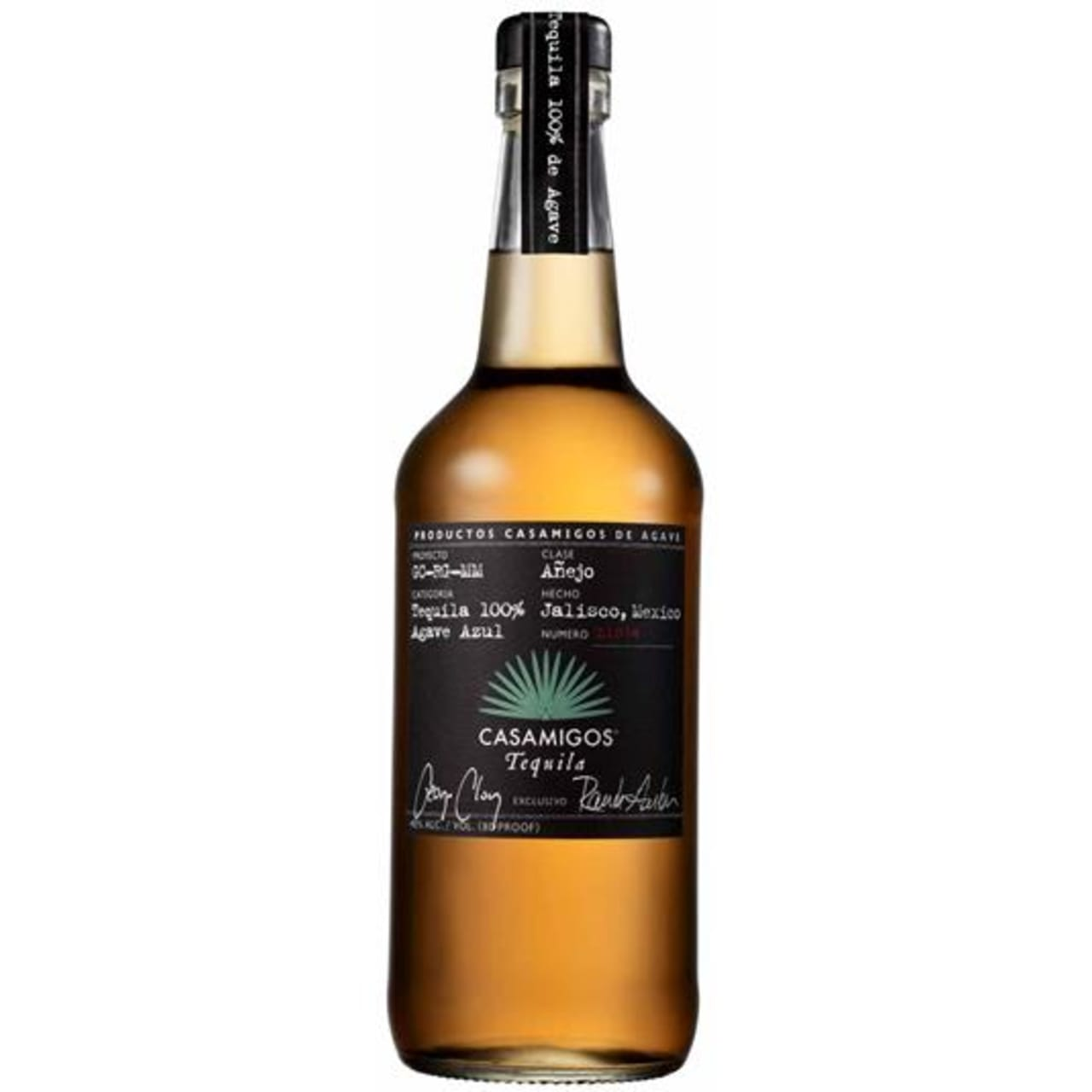 Product Image - Casamigos Añejo Tequila