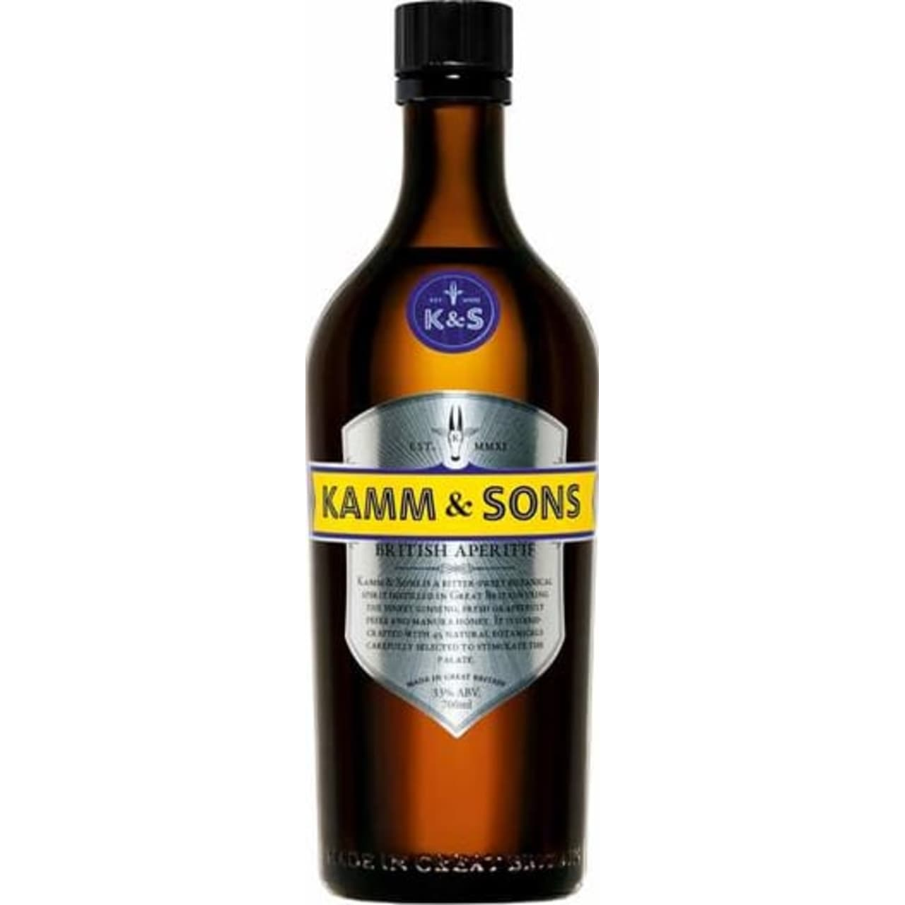 Product Image - Kamm and Sons British Aperitif