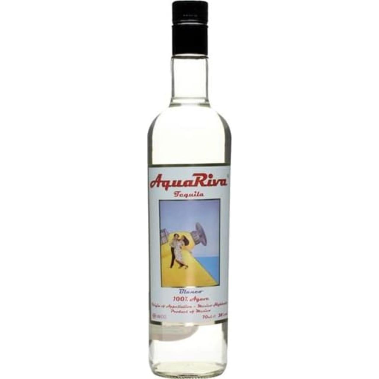 Product Image - AquaRiva Blanco Tequila