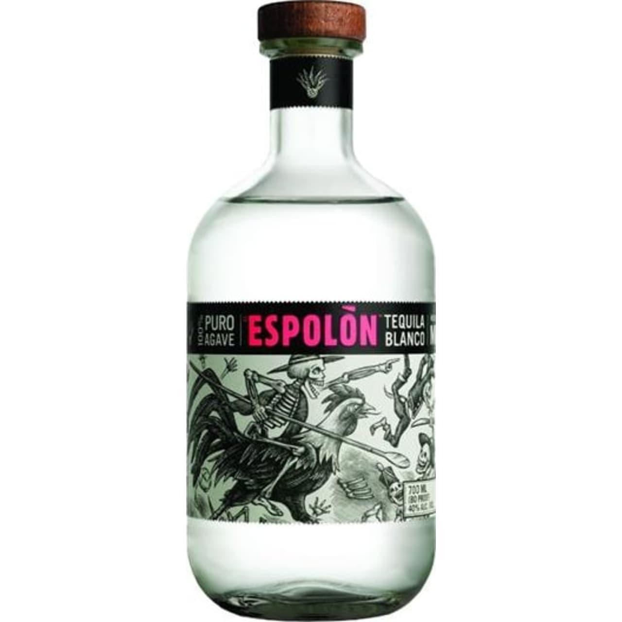 Product Image - Espolòn Blanco Tequila