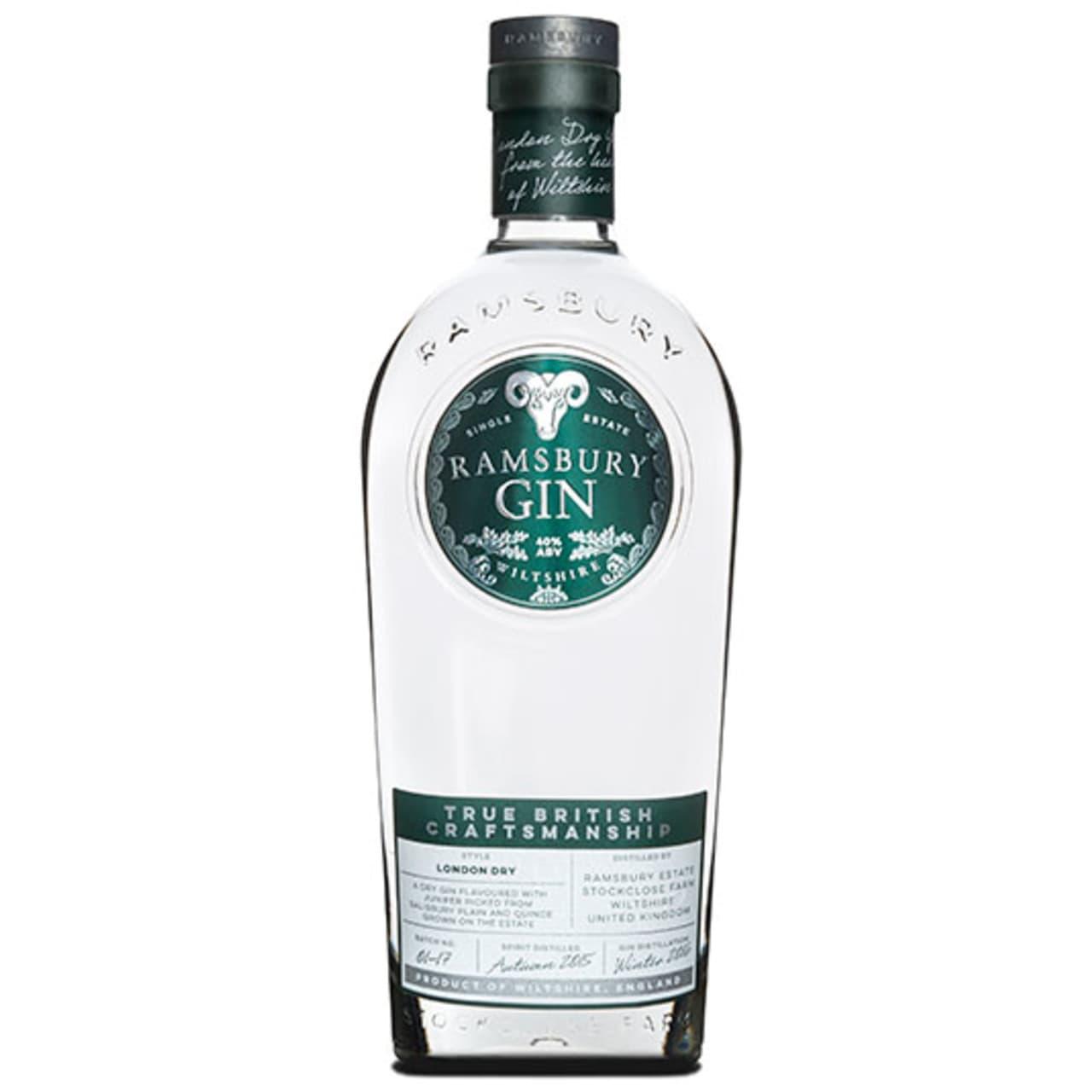 Product Image - Ramsbury Single Estate Gin