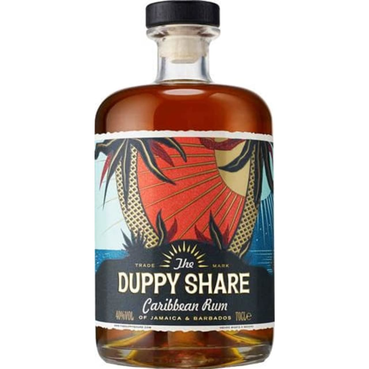 Product Image - The Duppy Share Caribbean Rum