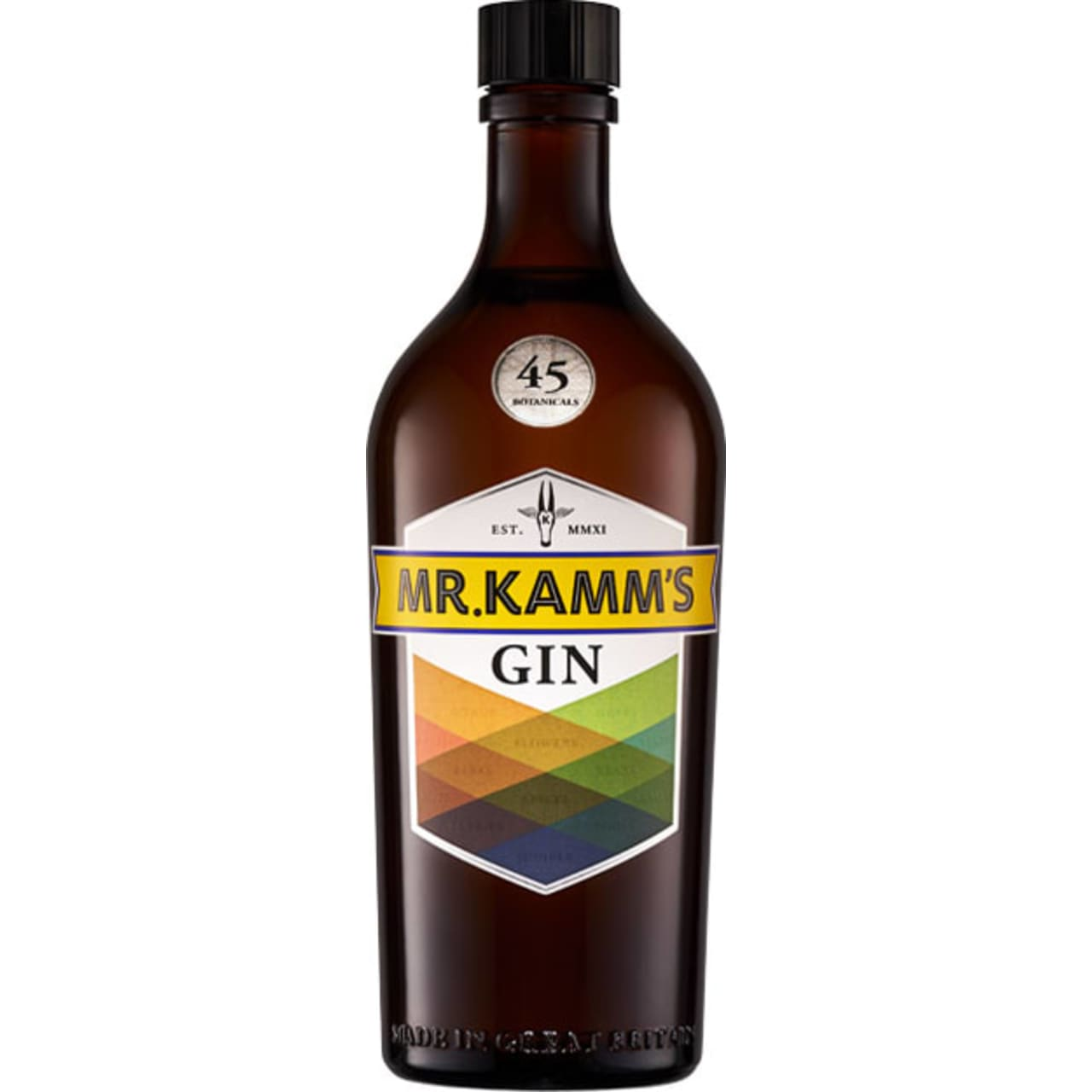 Product Image - Mr. Kamm's Gin