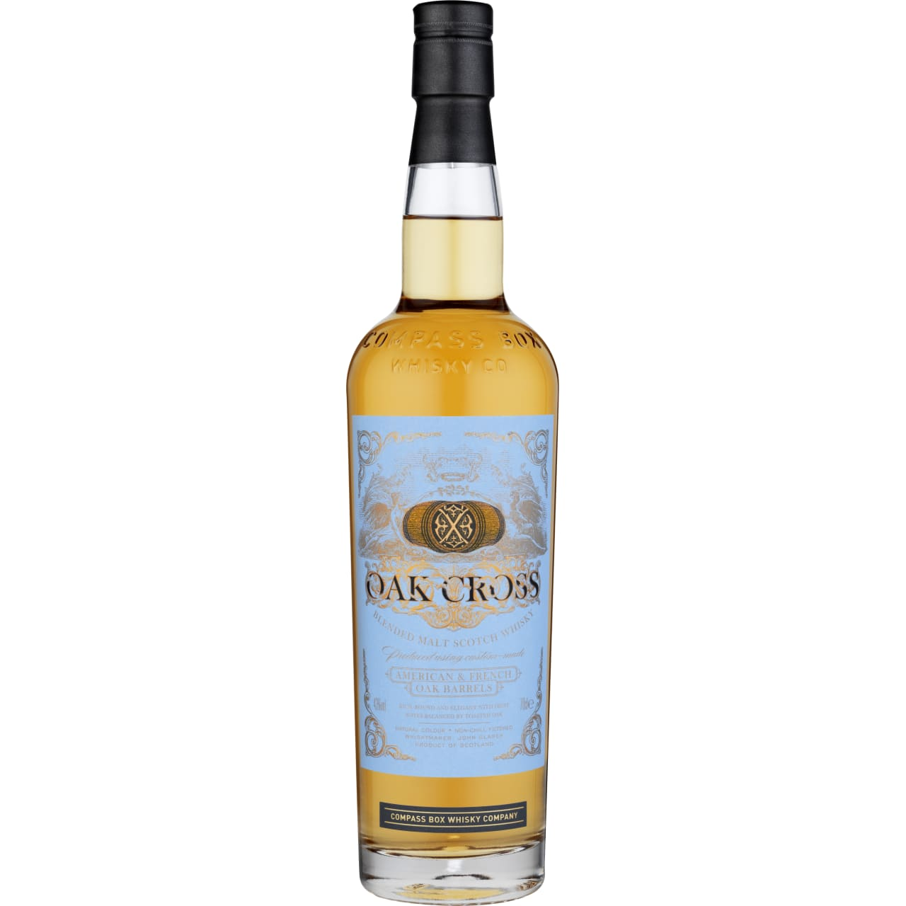Product Image - Compass Box Oak Cross NV