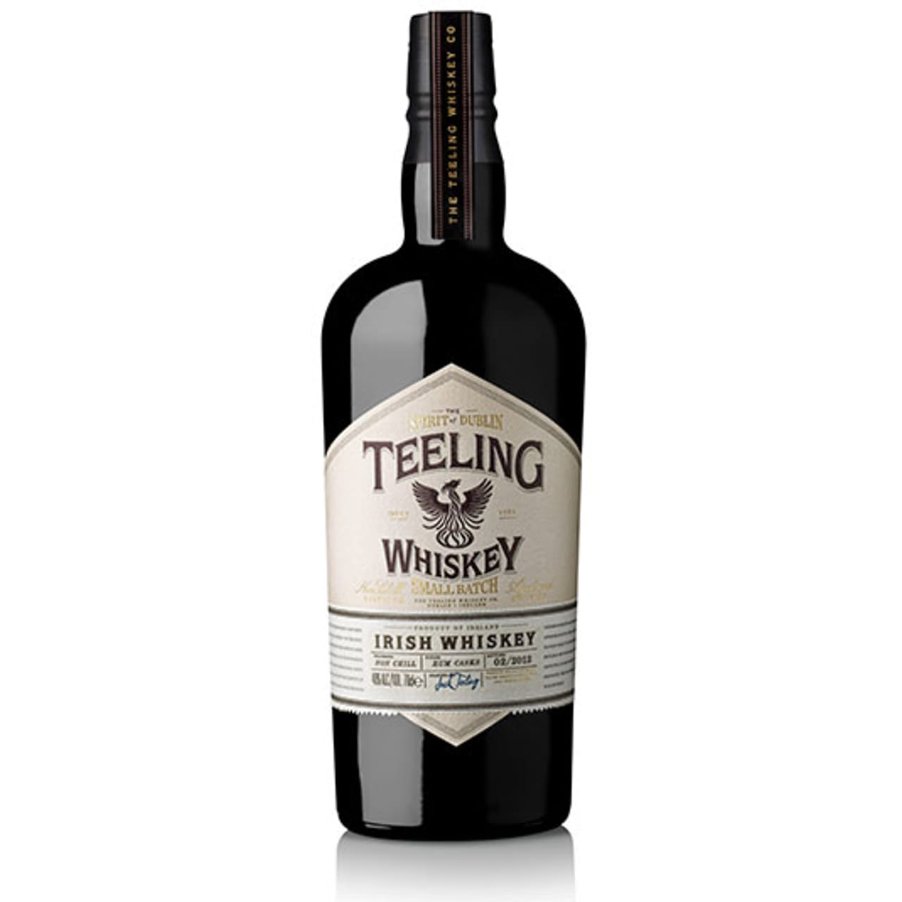 Product Image - Teeling Small Batch Whiskey