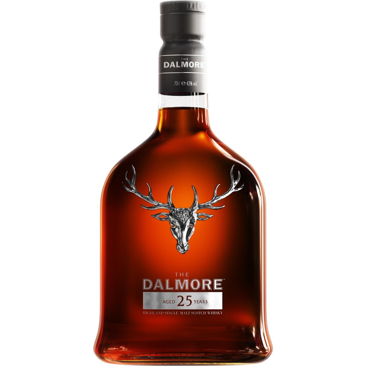 Product Image - Dalmore 25yo Single Malt