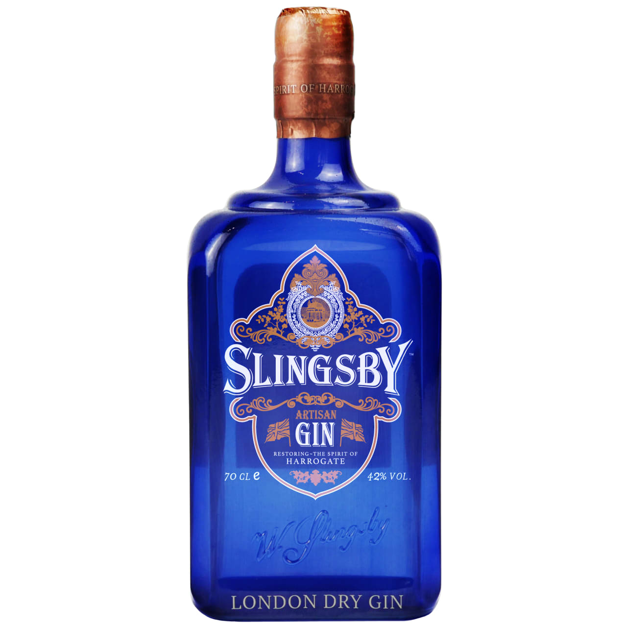 Product Image - Slingsby London Dry Gin