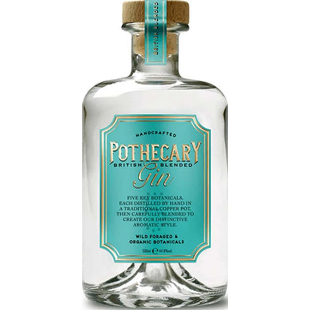 Product Image - Pothecary Organic Gin 50cl