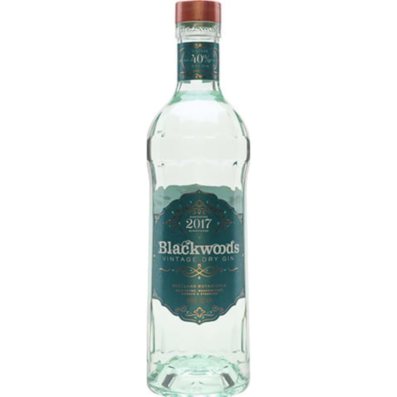 Product Image - Blackwoods Vintage Dry Gin