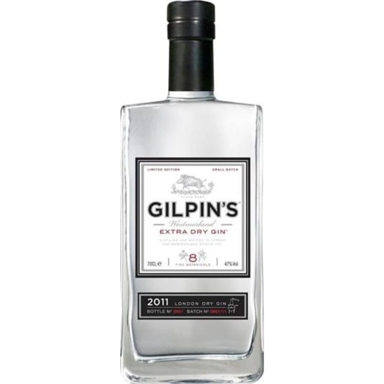 Product Image - Gilpin's Westmorland Extra Dry Gin