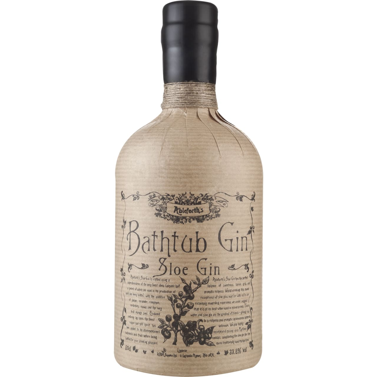Product Image - Bathtub Sloe Gin