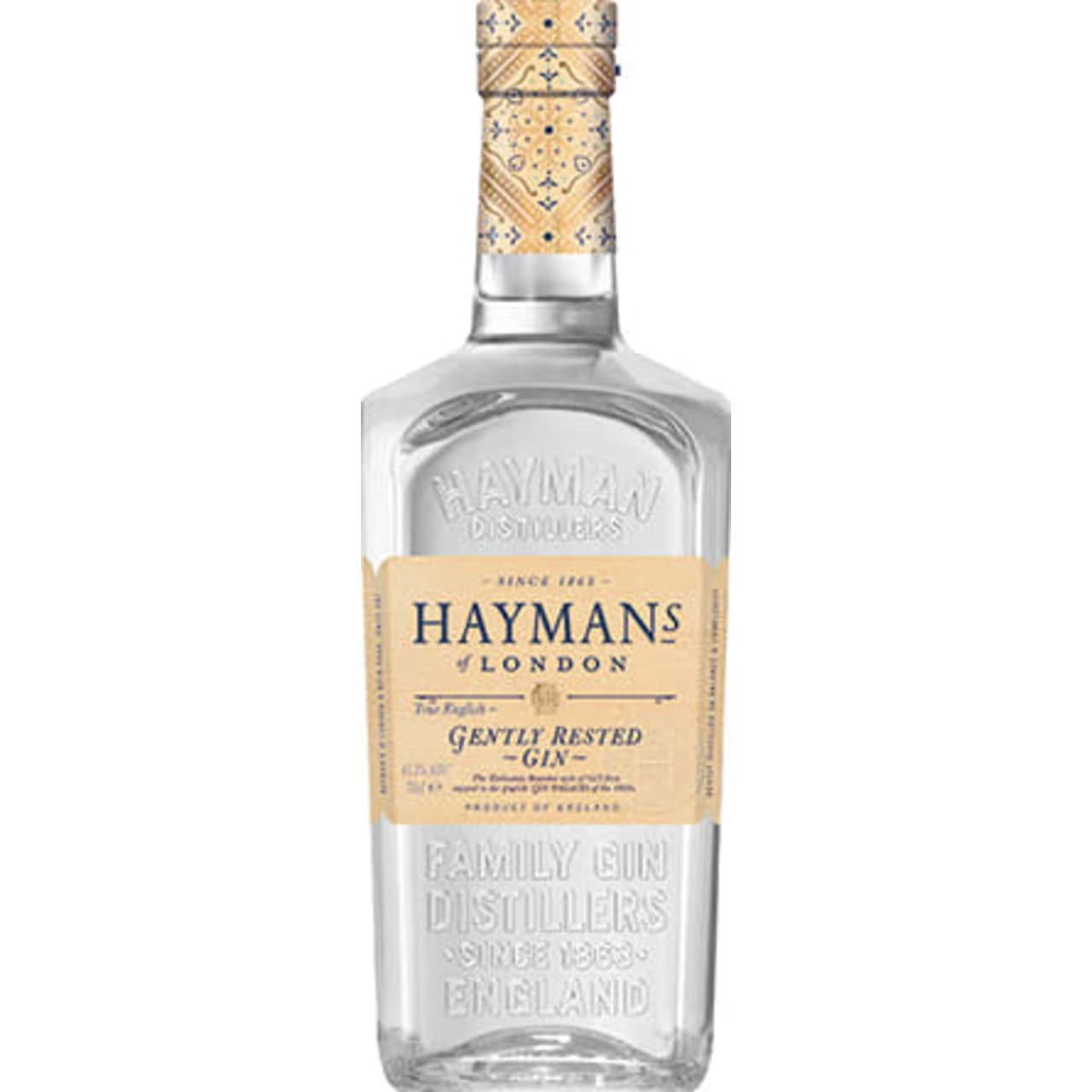 Product Image - Hayman's Gently Rested Gin