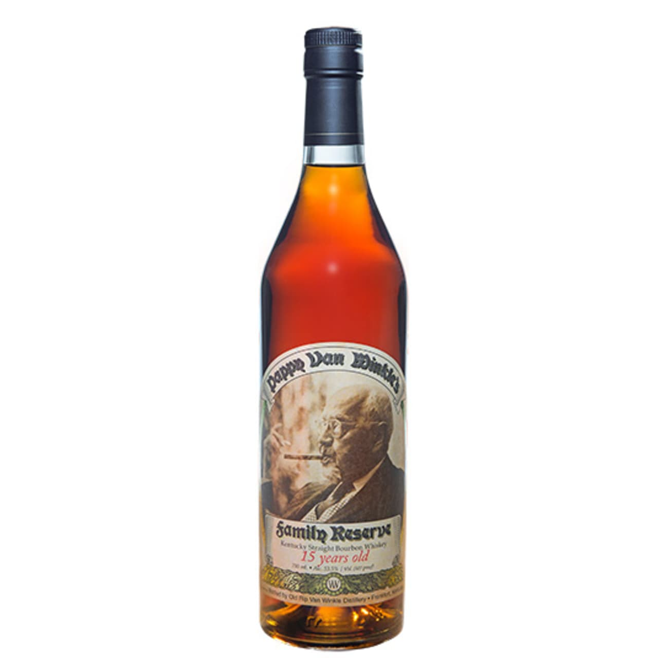 Product Image - Pappy Van Winkle's Family Reserve 15yo Bourbon