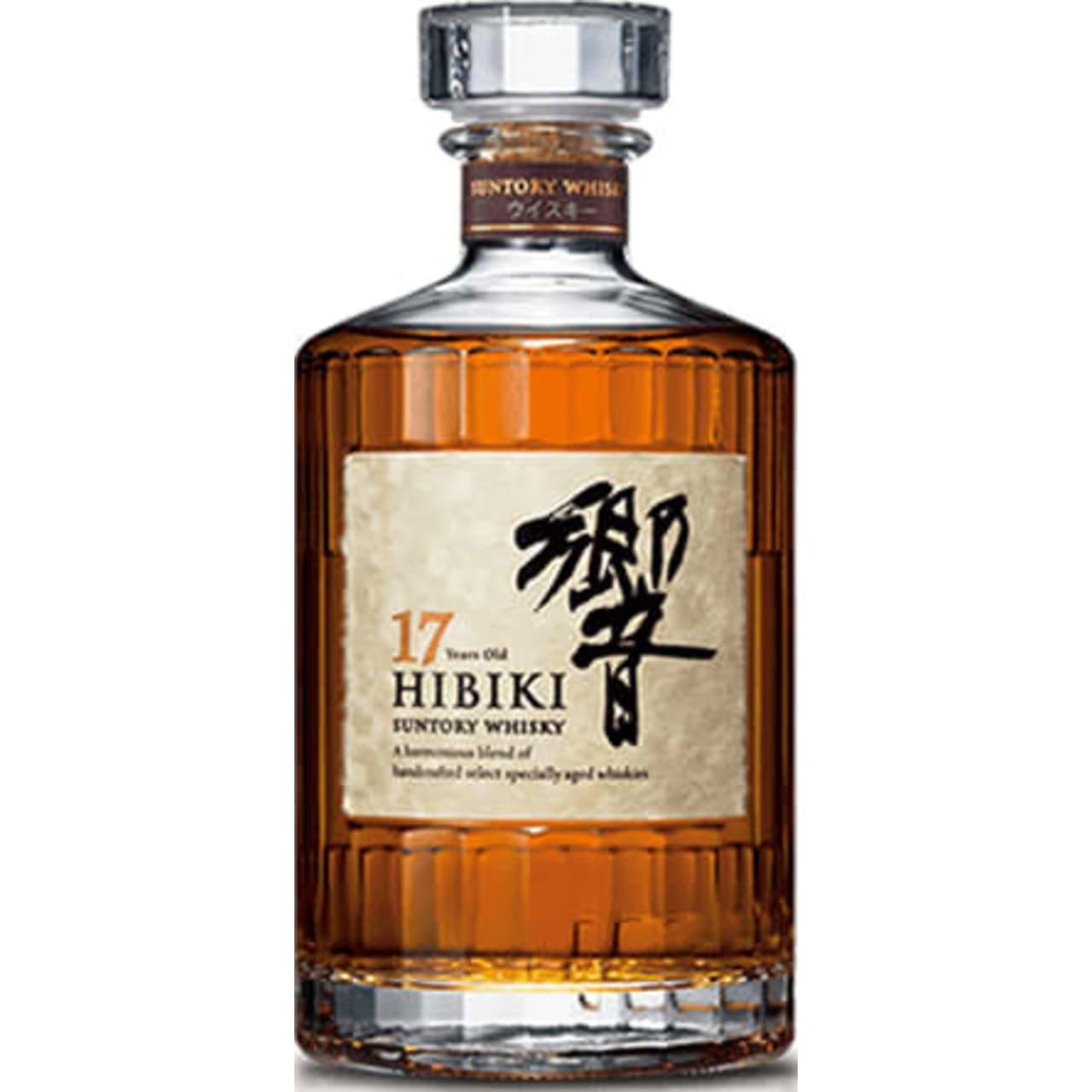 Product Image - Suntory Hibiki 17yo Whisky